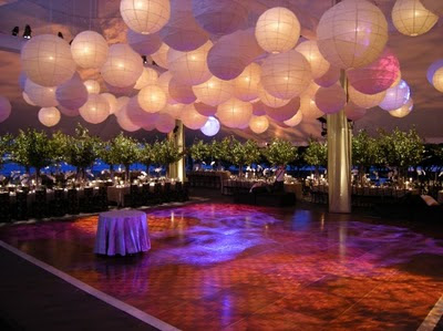 How To Decorate A Reception Hall