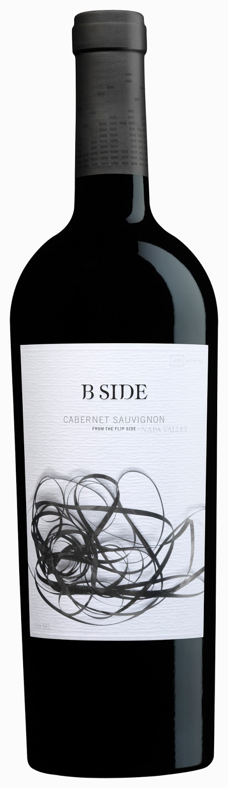 vino napa valley bottiglia design packaging naming etichetta etichette labelling rosso