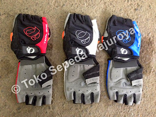 Glove Half Pearl Izumi