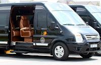 Halong Limousine Hoang Phu