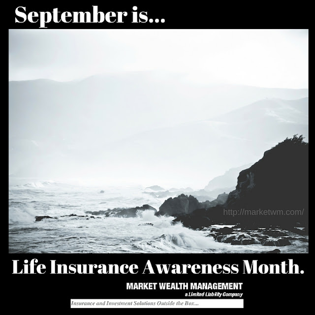 September is...Life Insurance Awareness Month