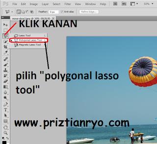 Cara Menghilangkan Objek di Photoshop