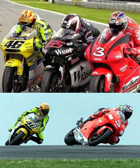 Gambar Motor GP 500 tahun 2000