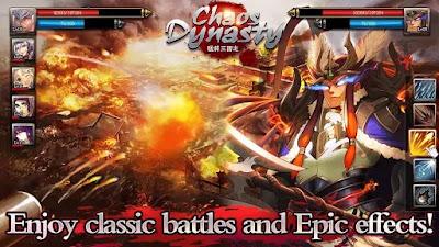 Chaos Dynasty MOD APK