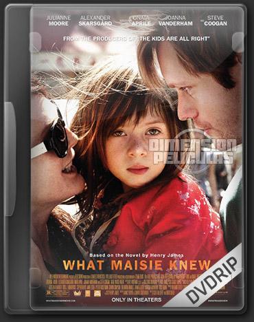 What Maise Knew (DVDRip Ingles Subtitulada) (2012)