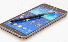 spesifikasi harga HP Samsung Galaxy Note 4