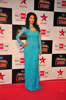 Superstar Salman Khan dazzles with Jacqueline, Priyanka and Shahid at Big Star Awards 2014!12.JPG