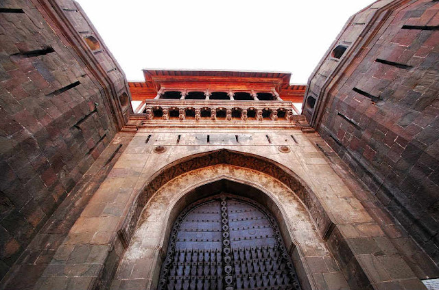 Dilli Darwaza at Shaniwarwada Fort