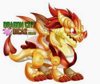 Dragão Âmbar