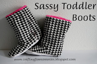 sassy toddler boots