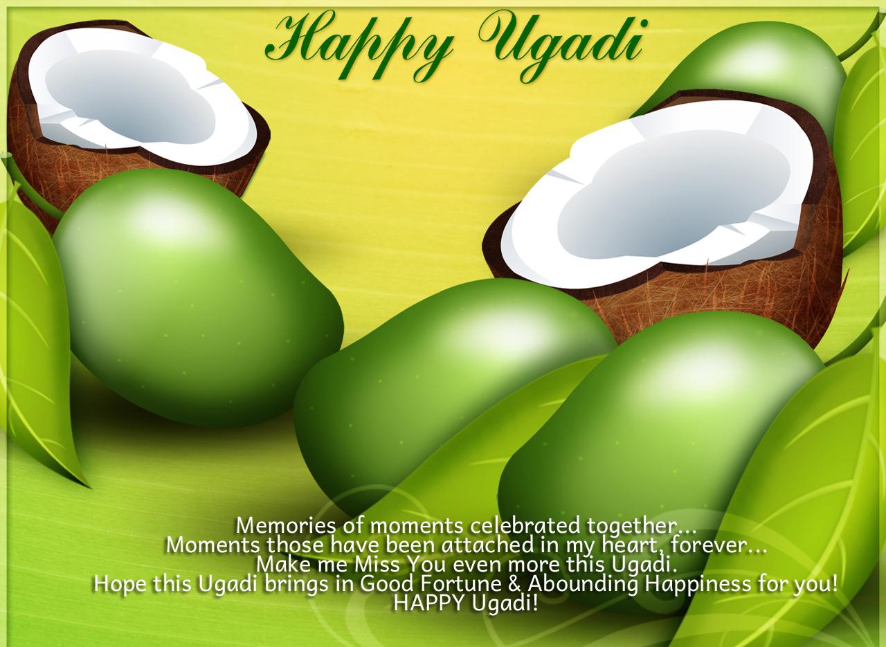 Hope this ugadi brings in good fortune abounding happiness for ugadi greetings ugadi greetings in telugu ugadi greetings kannada ugadi greetings sms ugadi greetings in english kristyandbryce Gallery