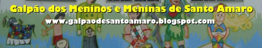 Galpão dos Meninos e Meninas de Santo Amaro