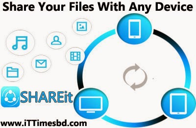 Download SHAREit for computer