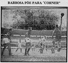 Placar Histórico: 12/10/1957.