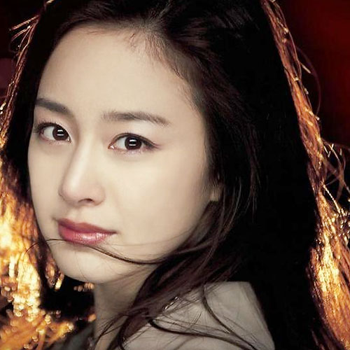 Kim Tae-hee, most beautiful Korean artist