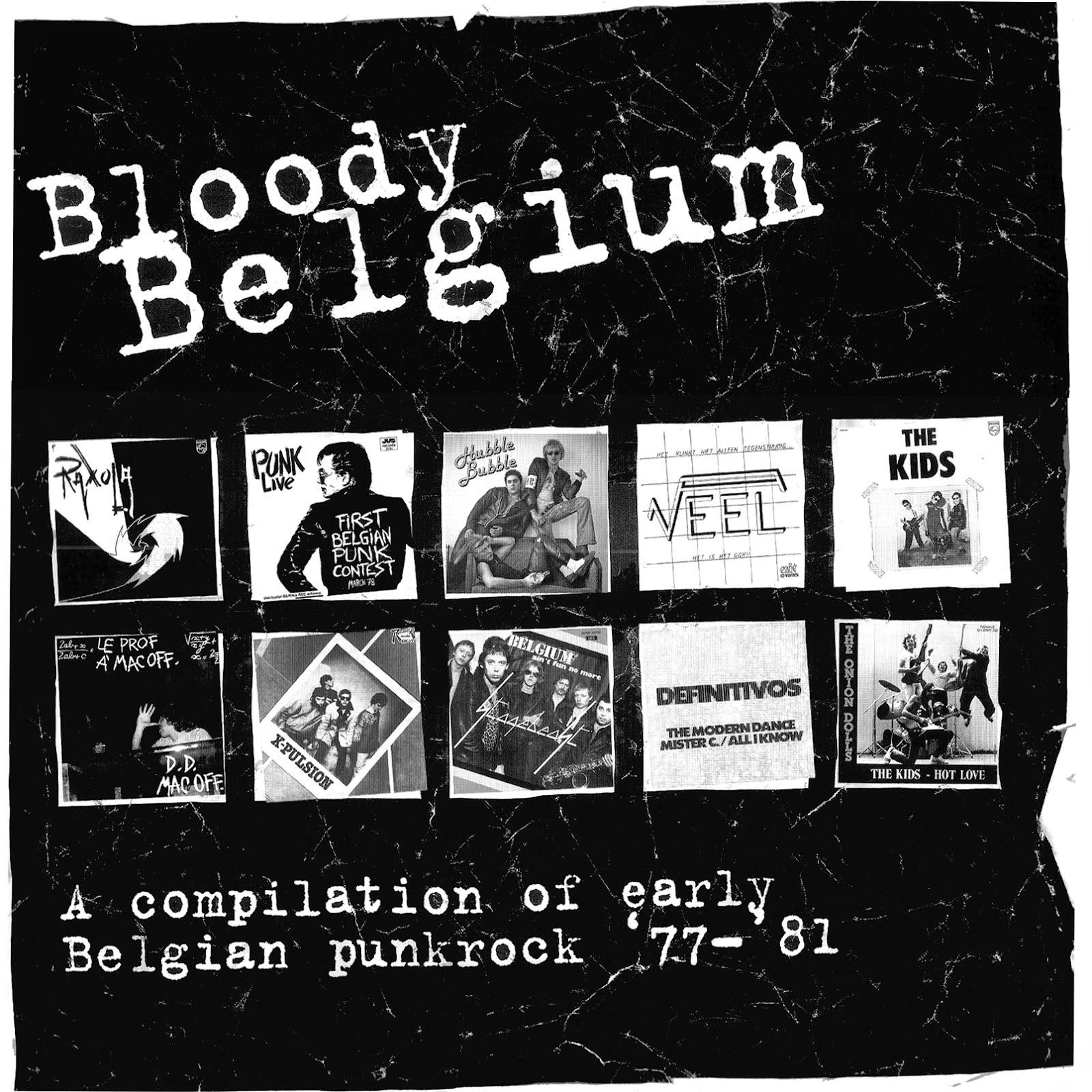 Bloody Belgium 1997
