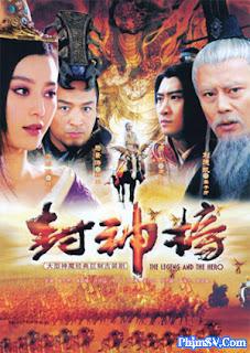Phong Thần Bảng - Phong Than Bang