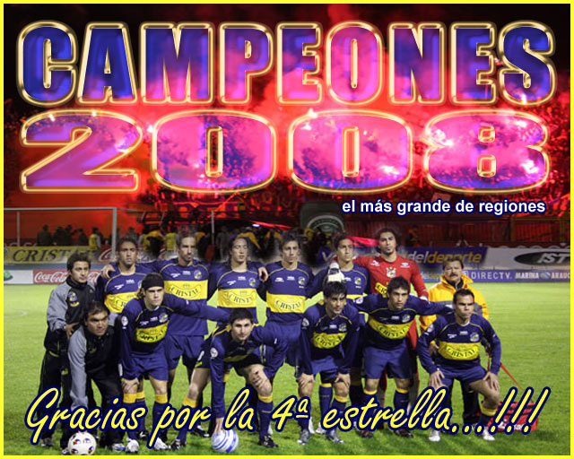 CAMPEON 2008
