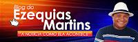 JORNALISTA EZEQUIAS  MARTINS  REGISTRO PROFISSIONAL: 1673\MA.