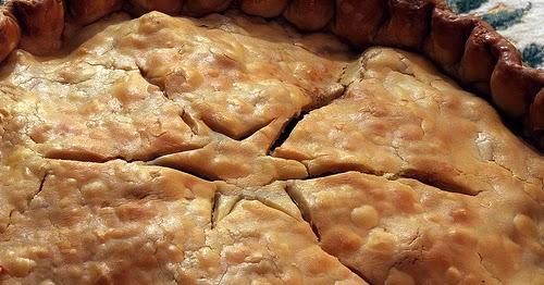 Street food cuisine du monde recette de tourti re du lac for Cuisine quebecoise