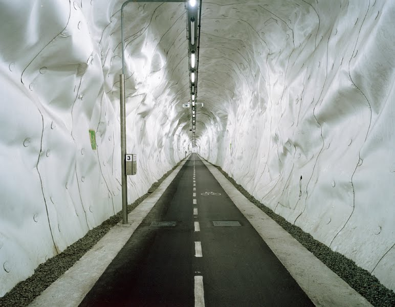 Túnel Lugaritz Morlans-San Sebastian, Espanha