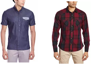 Amazon : Buy Men's Branded Shirt at Flat 50% Off, Get Levis / UCB / Freecultr and more – BuyToEarn