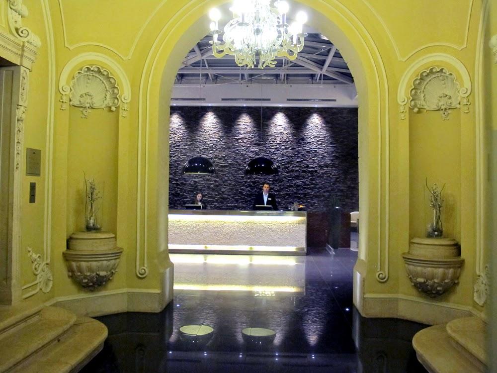 Hotel Palazzo Zichy, Budapest, Hungary