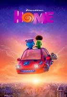 Home: No hay lugar como el hogar (2015) [Latino]