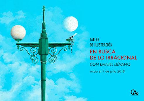 ILUSTRACIÓN con Daniel Liévano // 7 de jul