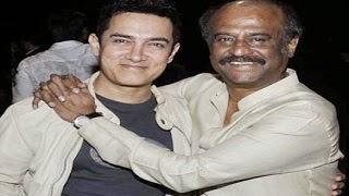 Rajinikanth Villain Aamirkhan in Endhiran 2