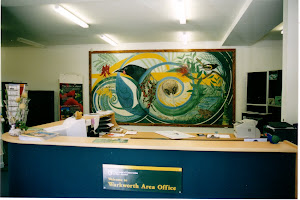 Corporate Office Mural