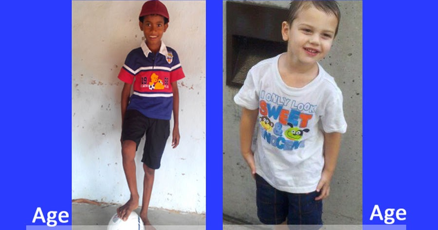 New Hope For Children Orphanage What Size Shirt Does A 10