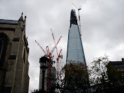 Here's another picture of The Shard. Every time I see it. construction has .