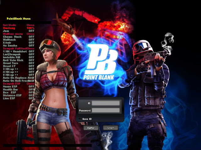 Point Blank Cheat D3D V3.1