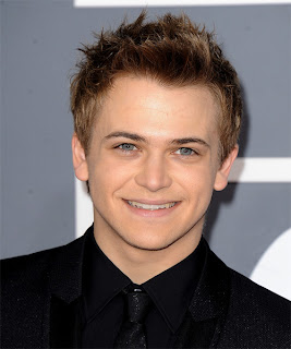 HUNTER HAYES COOL HAIRSTYLE