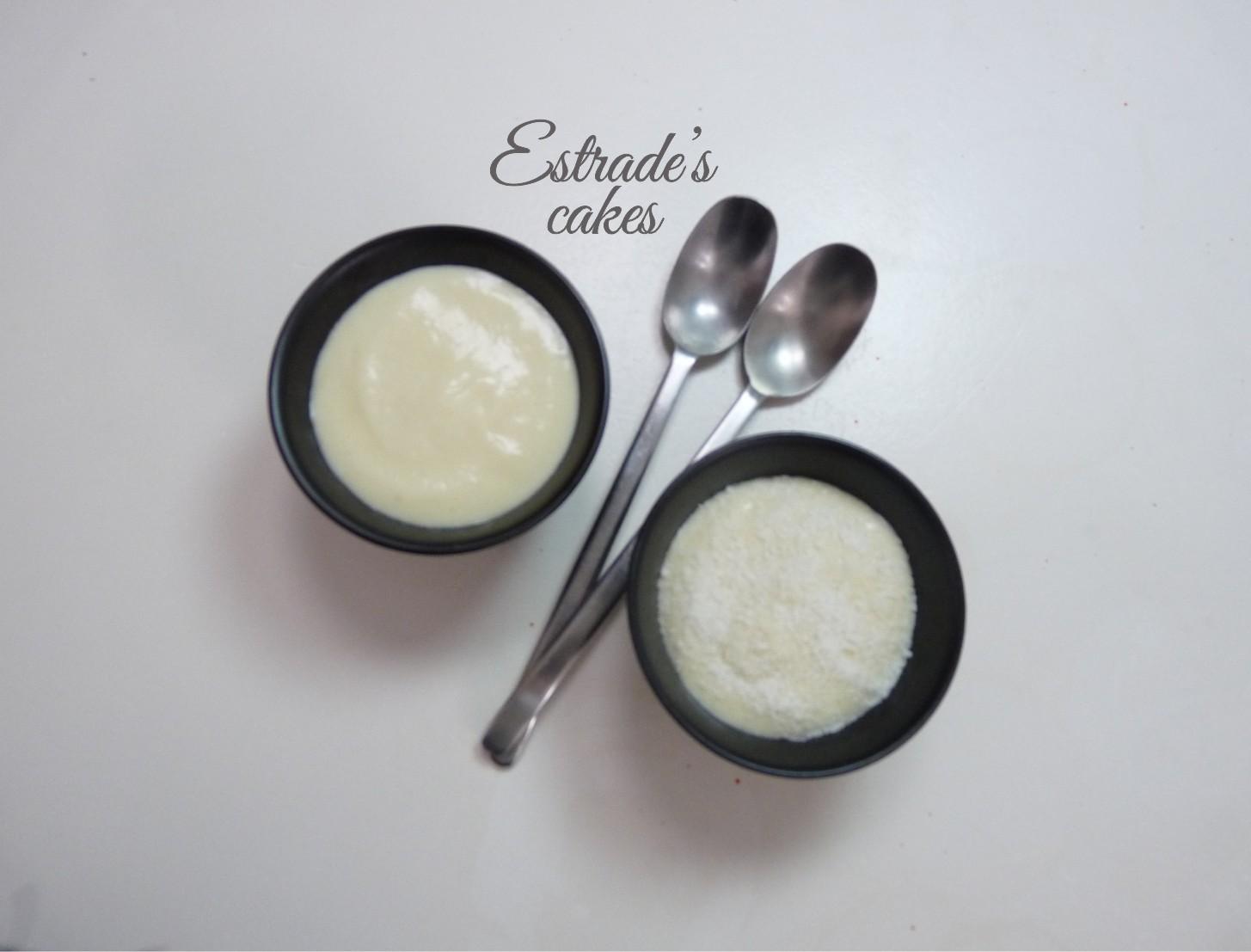 receta de mousse de coco - 3