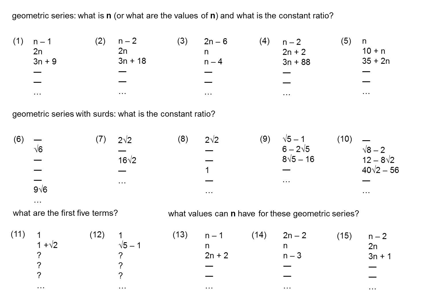 math worksheet : geometry worksheets ks4  worksheets for education : Maths Worksheets Ks4