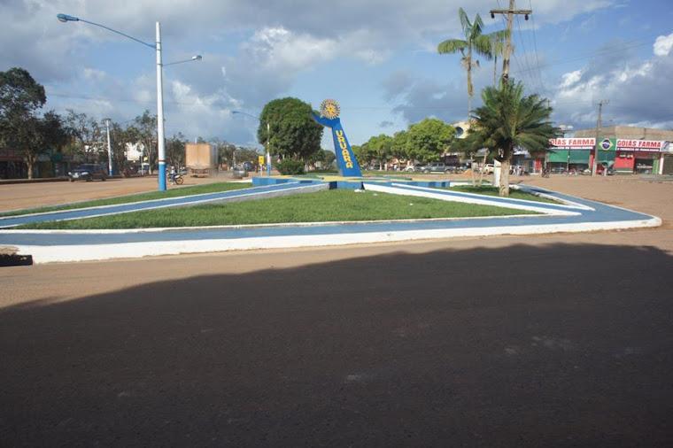 Centro da Cidade de Uruará