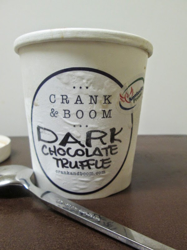Dark Chocolate Truffle Crank and Boom