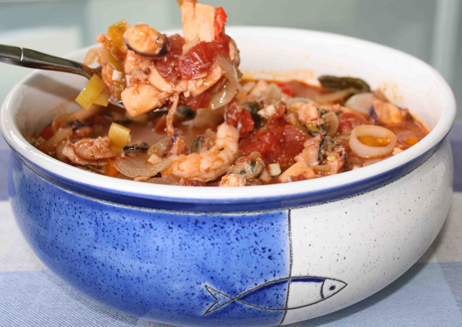 Keeley 39 s maine kitchen florida bouillabaisse for French fish stew