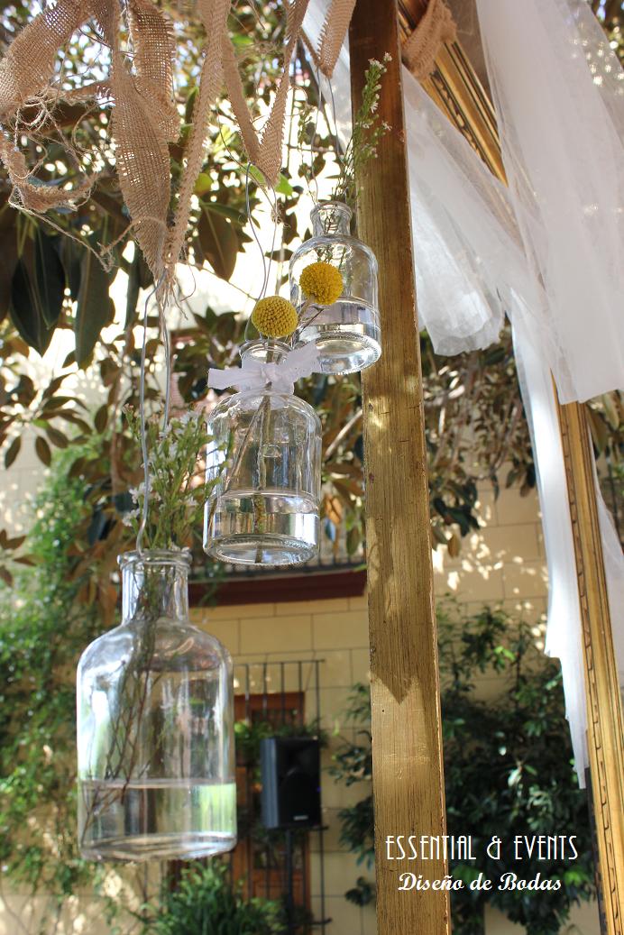 Bodas a medida boda r stico vintage en torre gall n for Decoracion bodas valencia
