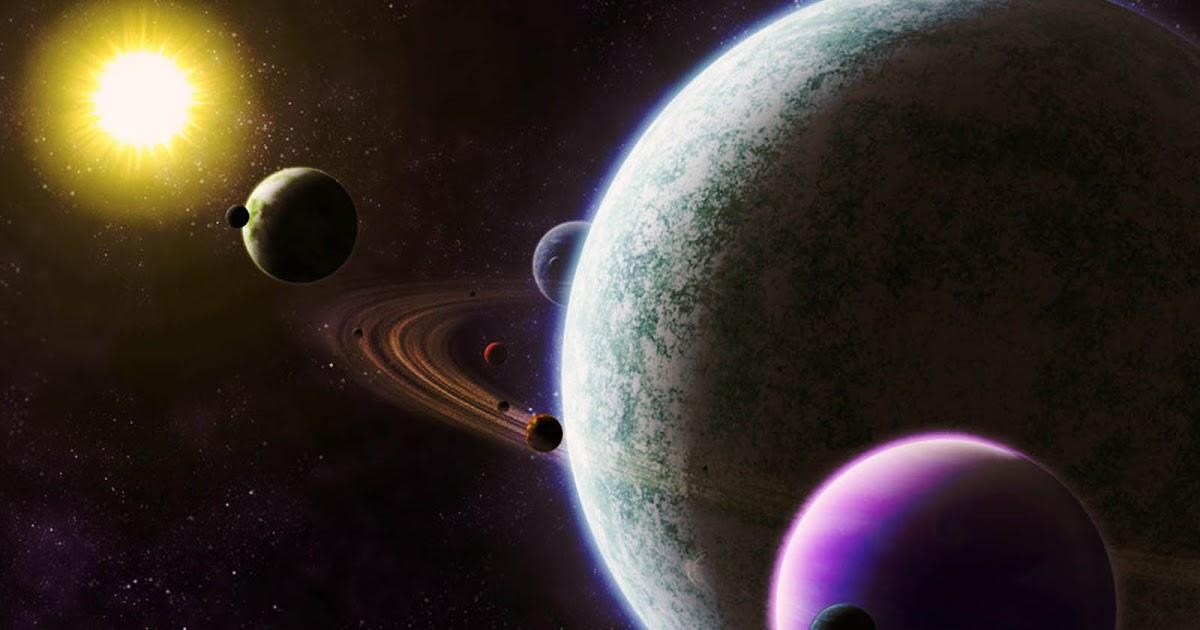 Gambar Planet di Tata Surya