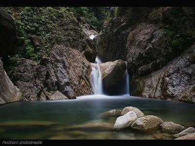 Air terjun Lata Payung