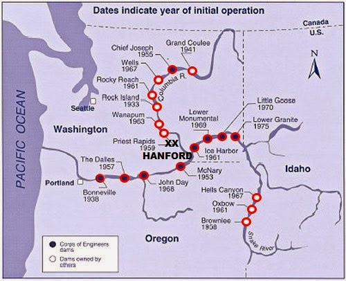 Report released on columbia river governance through prism of tribes and first nations