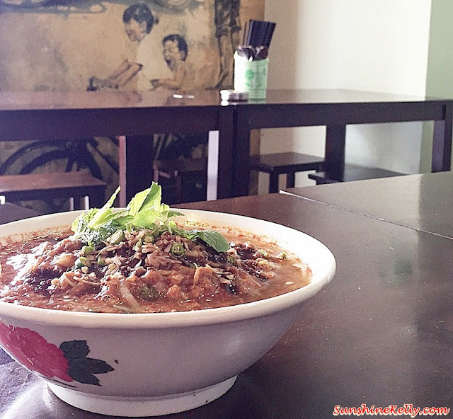 Angcle Peoh, Bandar Bukit Tinggi, Klang, Penang Ayer Itam Market, Asam Laksa, Penang Hawker Food