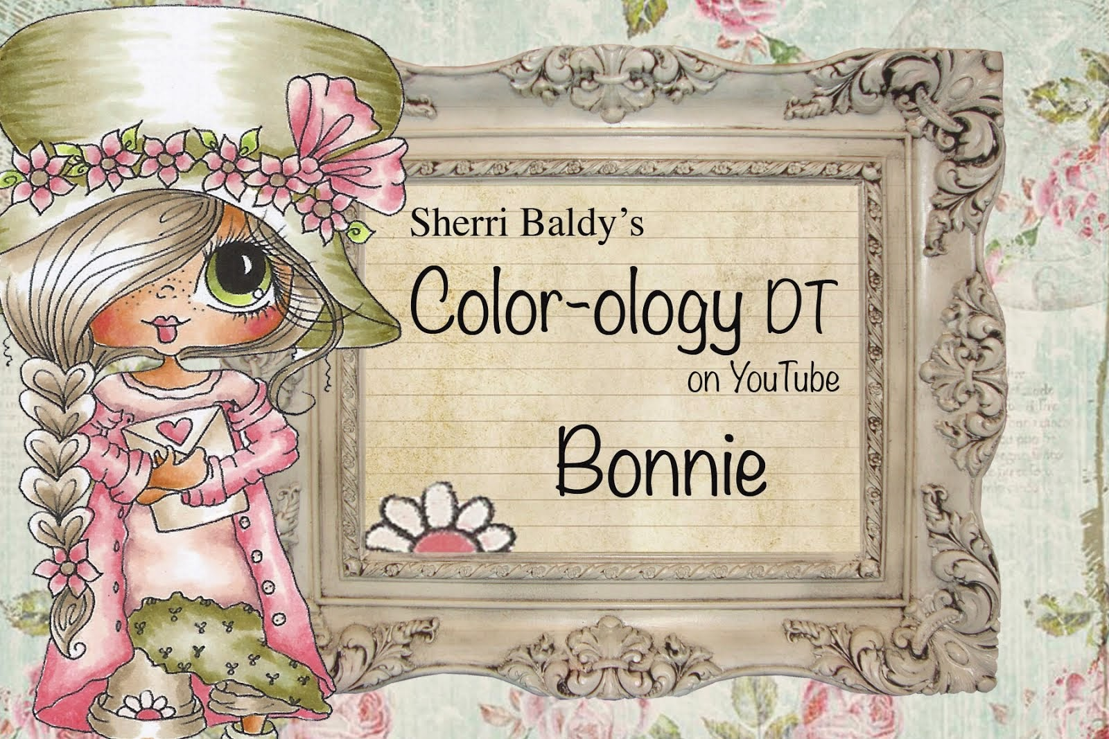 My Besties Color-ology DT on Sherri Baldy's Youtube Channel