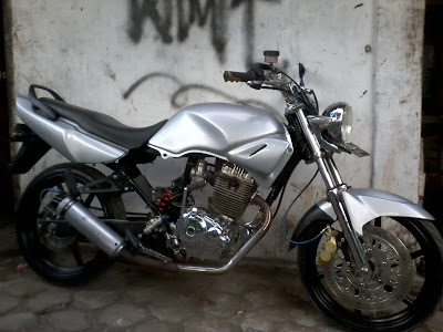 "Modifikasi Honda Tiger ""1998"""