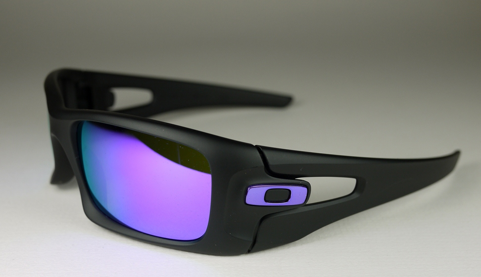 ac3a9c102f9 Oakley Crankcase Matte Black Violet Iridium « Heritage Malta