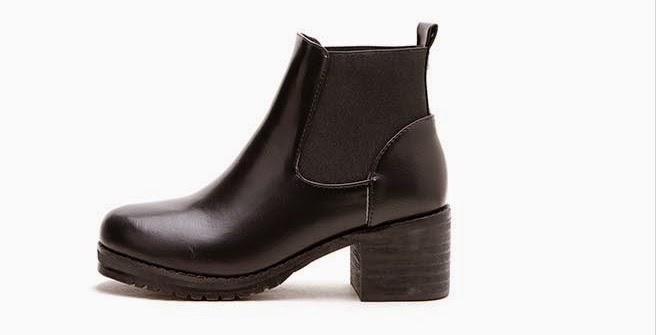 HG066 ZARA Inspired Chelsea Boots