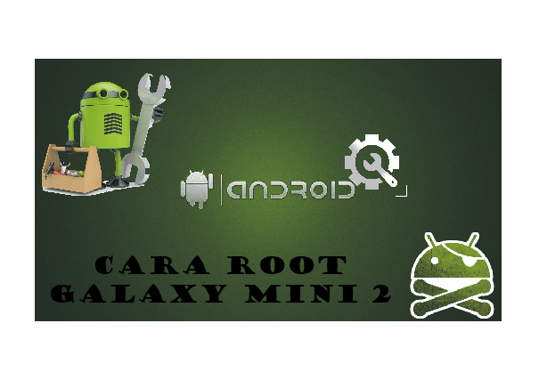 Cara Root Galaxy Mini2